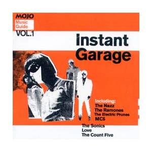 Music Guide Vol.1: Instant Garage - Cover