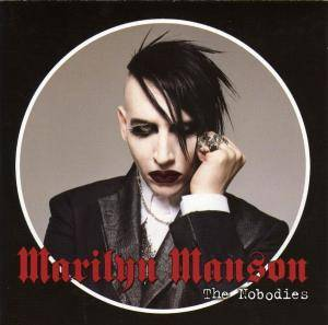 Marilyn Manson: The Nobodies (Promo-Single-CD) - Bild 1