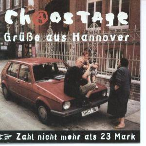 Cover - Sonic Front: Chaostage - Grüße Aus Hannover