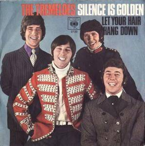The Tremeloes: Silence Is Golden - Cover