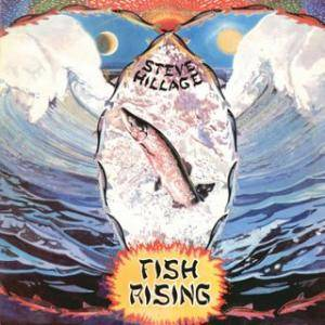Steve Hillage: Fish Rising - Cover