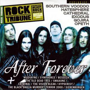Cover - Smaxone: Rock Tribune September 2005