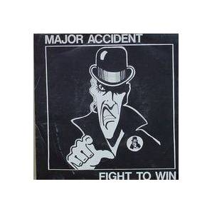 Cover - Major Accident: Fight To Win