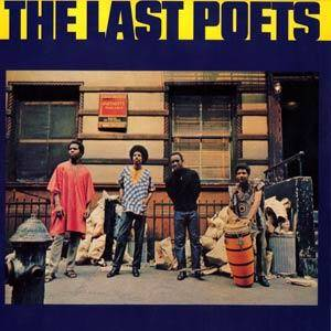 Cover - Last Poets, The: Last Poets, The