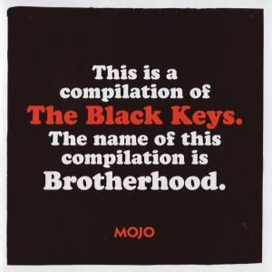 Mojo Presents... Brotherhood - Cover