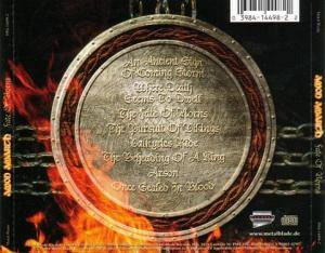 Amon Amarth: Fate Of Norns (CD) - Bild 2