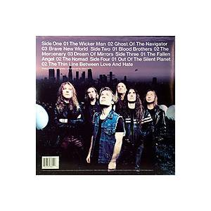 Iron Maiden: Brave New World (2-PIC-LP) - Bild 2