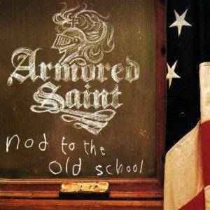 Armored Saint: Nod To The Old School (CD) - Bild 1