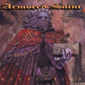 Cover - Armored Saint: Revelation