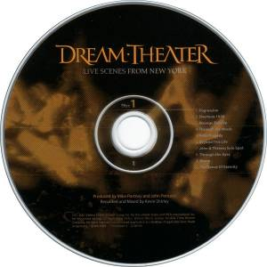Dream Theater: Live Scenes From New York (3-CD) - Bild 2