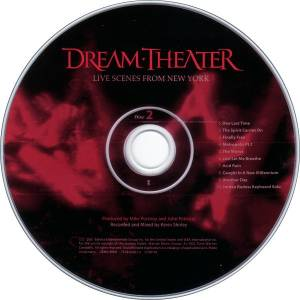 Dream Theater: Live Scenes From New York (3-CD) - Bild 3