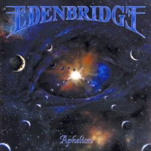 Edenbridge: Aphelion - Cover