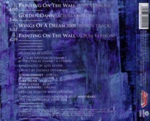 Edguy: Painting On The Wall (Single-CD) - Bild 2