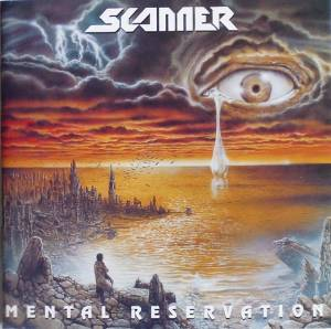 Scanner: Mental Reservation (CD) - Bild 1