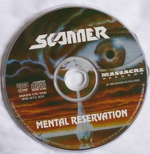 Scanner: Mental Reservation (CD) - Bild 4