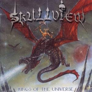 Skullview: Kings Of The Universe (CD) - Bild 1