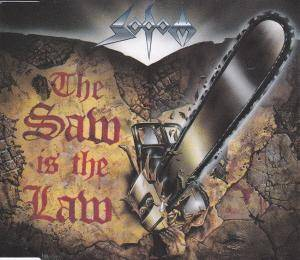 Sodom: The Saw Is The Law (Single-CD) - Bild 1