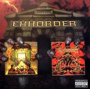 Exhorder: Slaughter In The Vatican / The Law (2-CD) - Bild 1
