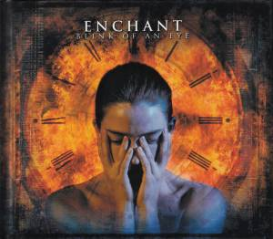 Enchant: Blink Of An Eye - Cover