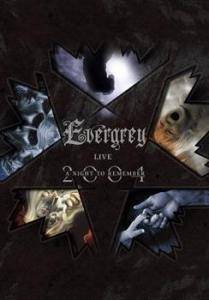 Evergrey: Live: A Night To Remember 2004 - Cover