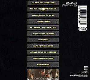 Depeche Mode: Black Celebration (CD) - Bild 2