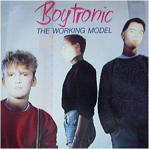 Cover - Boytronic: Working Model, The