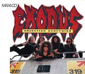 Exodus: Objection Overruled - Cover