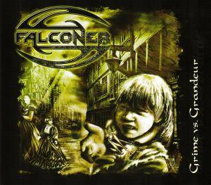 Falconer: Grime Vs. Grandeur (CD) - Bild 1