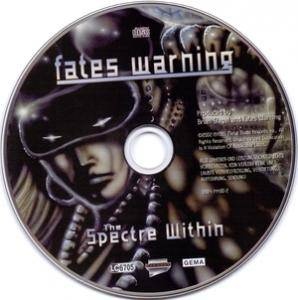 Fates Warning: The Spectre Within (CD) - Bild 2