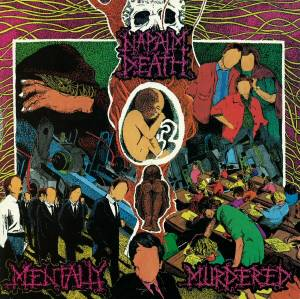"Napalm Death: Mentally Murdered (12"") - Bild 1"
