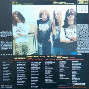 "Napalm Death: Mentally Murdered (12"") - Bild 2"