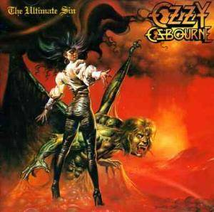 Cover - Ozzy Osbourne: Ultimate Sin, The