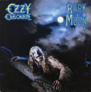 Ozzy Osbourne: Bark At The Moon - Cover