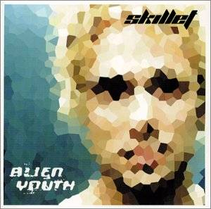 Cover - Skillet: Alien Youth