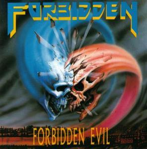 Forbidden: Forbidden Evil - Cover