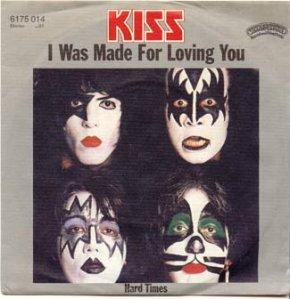 KISS: I Was Made For Lovin' You - Cover