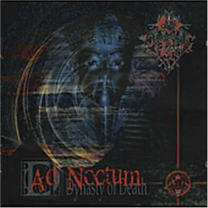 Limbonic Art: Ad Noctum - Dynasty Of Death - Cover