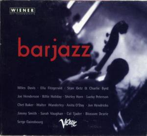 Cover - Stan Getz & Charlie Byrd: Barjazz