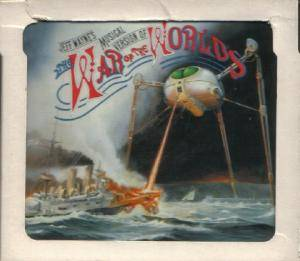 Cover - Jeff Wayne: Jeff Wayne's Musical Version Of The War Of The Worlds