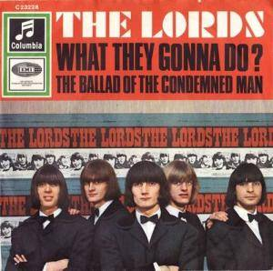 Cover - Lords, The: What They Gonna Do?