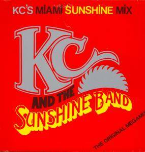 KC And The Sunshine Band: Give It Up - Cover