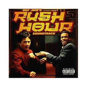 Def Jam's Rush Hour Soundtrack - Cover