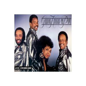 Gladys Knight & The Pips: Love Overboard - Cover