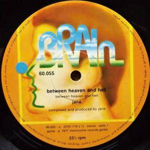 Jane: Between Heaven And Hell (LP) - Bild 5