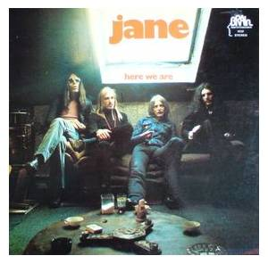 Jane: Here We Are (LP) - Bild 1