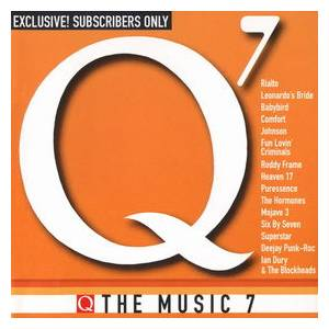 Q The Music 7 - Cover