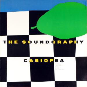Casiopea: Soundgraphy, The - Cover