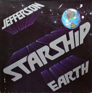 Cover - Jefferson Starship: Earth