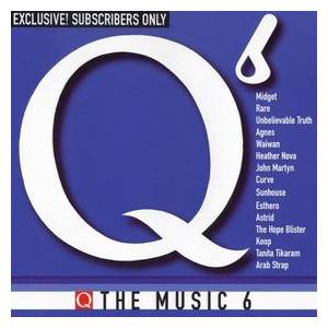 Q The Music 6 - Cover