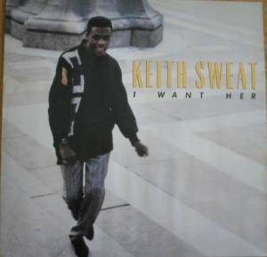 Keith Sweat: I Want Her - Cover